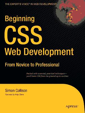 Beginning CSS Web Development – PDF Books