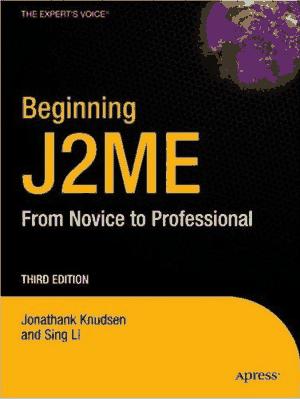 Beginning J2ME 3rd Edition –, Drive Book Pdf