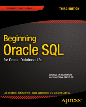 beginning oracle sql 3rd edition – PDF Books