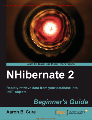 Nhibernate 2 – Rapidly Retrieve Data From Your Database Into .NET Objects