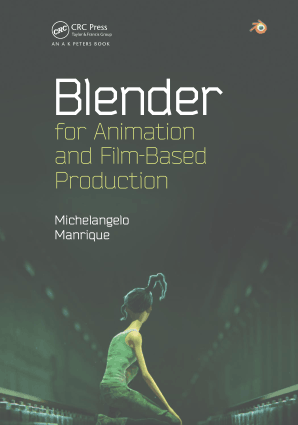 Blender for Animation and Film-Based Production – PDF Books