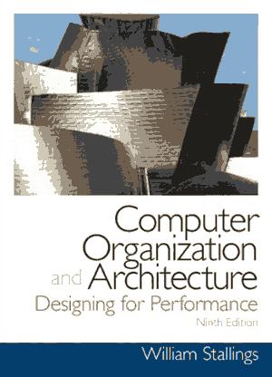 Computer Organization and Architecture, 9th Edition – PDF Books