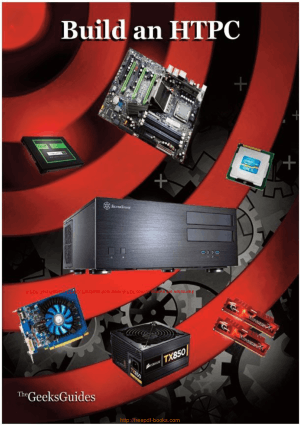 Build an HTPC – The Geek – PDF Books