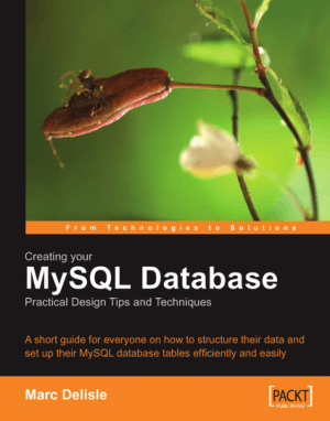 Creating your MySQL Database –, Free Ebooks Online