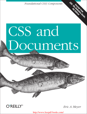 CSS and Documents – PDF Books