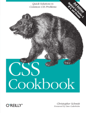 CSS Cookbook 3rd Edition – PDF Books