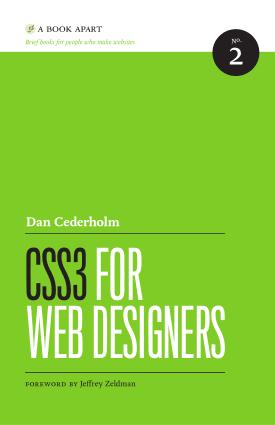 CSS3 for Web Designers – PDF Books