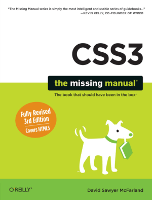 CSS3 The Missing Manual 3rd Edition – PDF Books