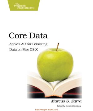 Free Download PDF Books, Core Data