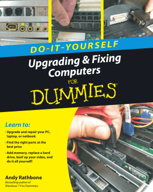 Upgrading and fixing computers do it yourself for dummies pdf upgrading and fixing computers do it yourself for dummies pdf books solutioingenieria Gallery