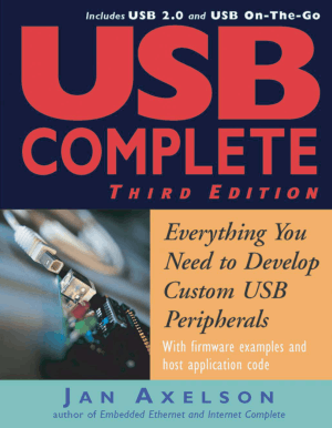 USB Complete, 3rd Edition – PDF Books