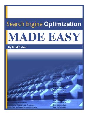 SEO Made Easy – PDF Books