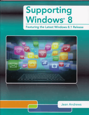 Supporting Windows 8, 2nd Edition – PDF Books