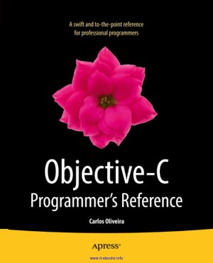 Objective C Programmers Reference Book – PDF Books