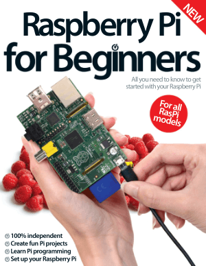 Raspberry Pi for Beginners, 2nd Edition – PDF Books