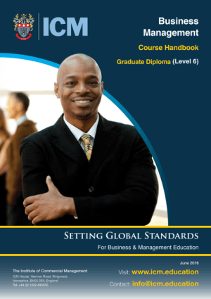 Business Management Handbook – Business Degree