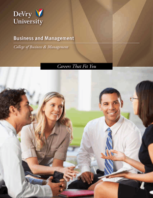 Business Mnagement Careers Guide – Business Degree