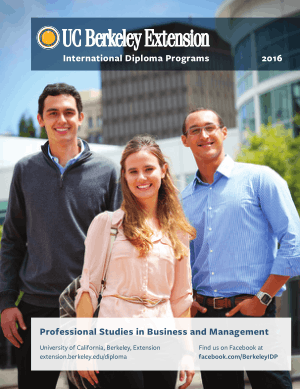 Professional Studies in Business and Management – Business Degree