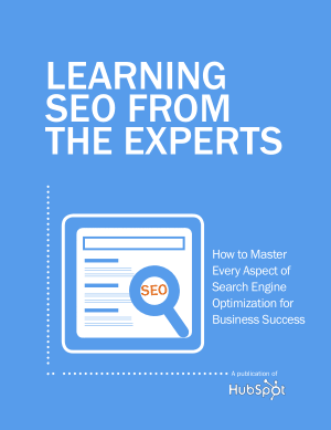 Learning SEO from the Experts – PDF Books