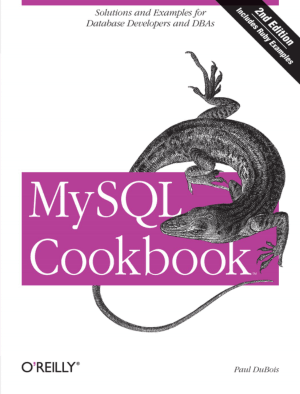 MySQL Cookbook 2nd Edition – PDF Books