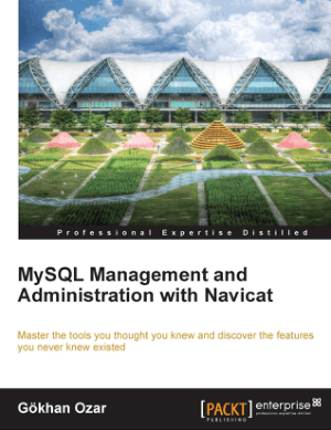 MySQL Management and Administration with Navicat – PDF Books