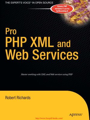 Pro PHP XML and Web Services – PDF Books