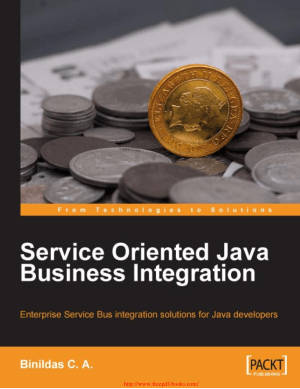 Service Oriented Java Business Integration – PDF Books