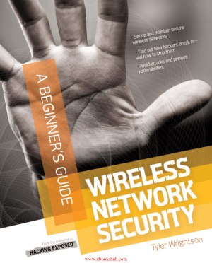 Wireless Network Security A Beginners Guide – PDF Books