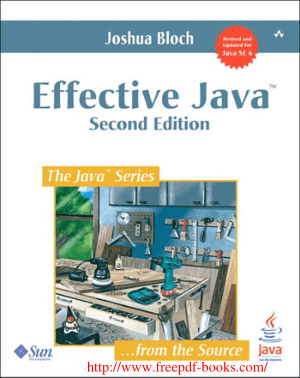 Effective Java 2nd Edition – PDF Books