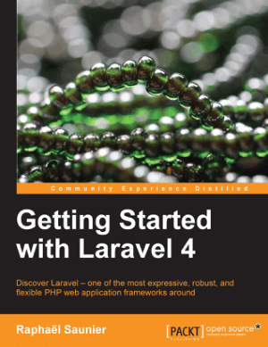Getting Started with Laravel 4 – PDF Books