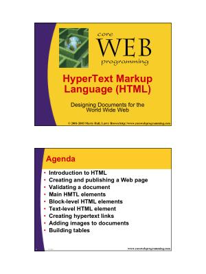 Free Download PDF Books, HTML Introduction – PDF Books