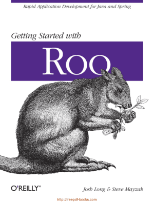 Free Download PDF Books, Getting Started With ROO