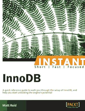 InnoDB – PDF Books