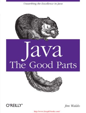 Java The Good Parts – PDF Books