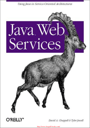 Java Web Services – PDF Books
