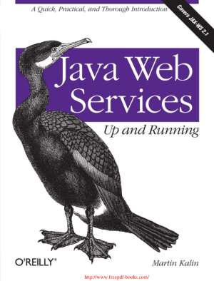 Java Web Services Up and Running – PDF Books