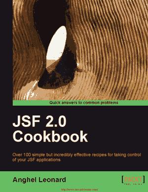 JSF 2.0 Cookbook – PDF Books