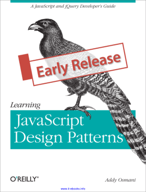 Learning JavaScript Design Patterns – PDF Books