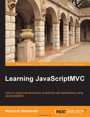 Learning JavaScriptMVC – PDF Books