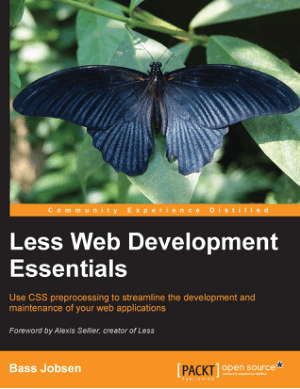Less Web Development Essentials – PDF Books