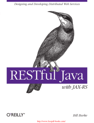 RESTful Java with JAX RS – PDF Books
