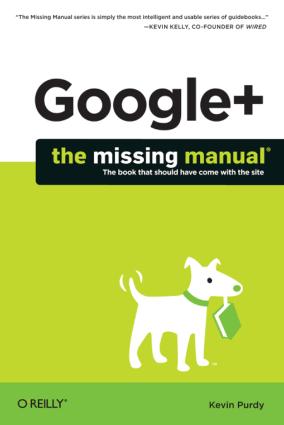 Google Plus The Missing Manual – PDF Books