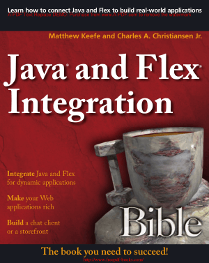Java and Flex Integration Bible – PDF Books
