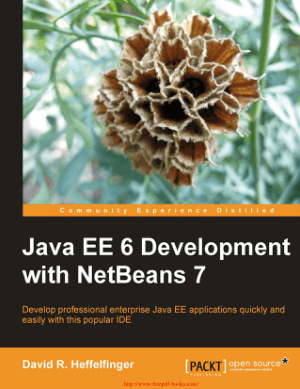 Java EE 6 Development with NetBeans 7 – PDF Books