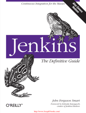 Jenkins The Definitive Guide – PDF Books