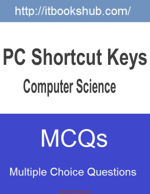 Pc Shortcut Keys Computer Science Important