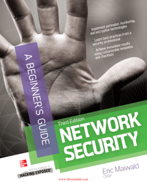 Network Security A Beginners Guide Third Edition – PDF Books