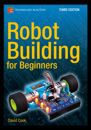 Free Download PDF Books, Robot Building for Beginners Third Edition – PDF Books