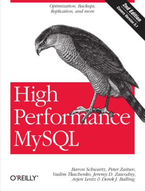 High Performance MySQL 2nd Edition – PDF Books