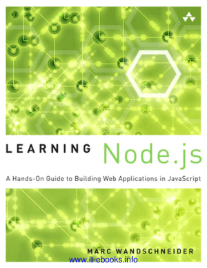Learning Node.js –, Learning Free Tutorial Book
